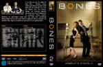 Bones Staffel 2 (2007) R2 German Cover & labels