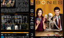 Bones Staffel 3 (2008) R2 German Cover & label