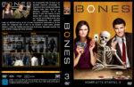 Bones Staffel 3 (2008) R2 German Cover & label