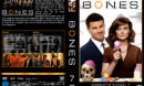 Bones Staffel 7 (2011) R2 German Cover & labels