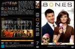 Bones Staffel 7 (2011) R2 German Cover & labels