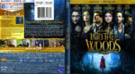 Into The Woods (2014) R1 Blu-Ray Cover & label