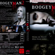 Boogeyman 2 (2008) R2 German Cover & label