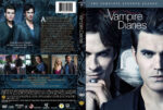 The Vampire Diaries Season 7 (2016) R1 Cover