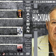 Gene Hackman Film Collection – Set 2 (1968-1970) R1 Custom Cover
