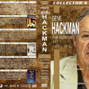 Gene Hackman Film Collection – Set 3 (1971-1972) R1 Custom Cover