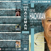 Gene Hackman Film Collection - Set 4 (1973-1975) R1 Custom Covers