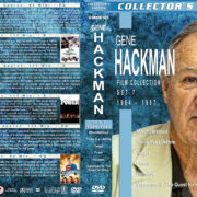 Gene Hackman Film Collection - Set 7 (1984-1987) R1 Custom Covers