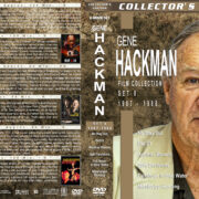 Gene Hackman Film Collection – Set 8 (1987-1988) R1 Custom Covers