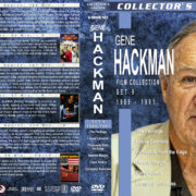 Gene Hackman Film Collection - Set 9 (1989-1991) R1 Custom Covers