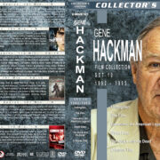 Gene Hackman Film Collection – Set 10 (1992-1995) R1 Custom Covers