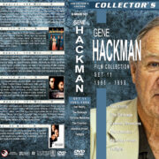 Gene Hackman Film Collection - Set 11 (1995-1998) R1 Custom Covers