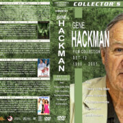 Gene Hackman Film Collection – Set 12 (1998-2001) R1 Custom Covers
