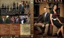 Elementary - Season 4 (2016) R1 Custom Cover