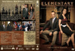 Elementary – Season 4 (2016) R1 Custom Cover