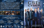 CSI: Cyber – Season 2 (2016) R1 Custom Covers & Labels