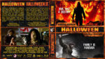Hallowen / Halloween II Double Feature (2009) R1 Custom Blu-Ray Cover