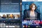 Shades of Blue – Season 1 (2016) R2 DVD Nordic Cover
