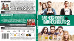 Bad Neighbours & Bad Neighbours 2 (2016) R2 Blu-Ray Nordic Cover