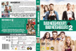 Bad Neighbours & Bad Neighbours 2 (2016) R2 DVD Nordic Cover