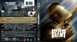 The Iron Giant: Signature Edition (1999) R1 Blu-Ray Cover & Label