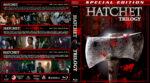 Hatchet Trilogy (2006-2013) R1 Custom Blu-Ray Cover