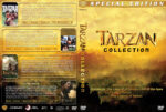 Tarzan Collection (1981-2016) R1 Custom Cover