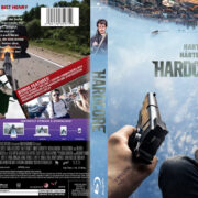 Hardcore Henry (2016) R2 German Custom Blu-Ray Cover & Label