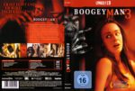 Boogeyman 3 (2009) R2 German Blu-Ray Cover & Label