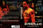 Borderland (2008) R2 German Cover & Label