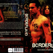 Borderland (2008) R2 German Cover & Label