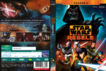 Star Wars Rebels Season 2 (2016) R2 DVD Swedish Cover