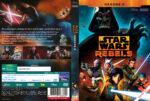 Star Wars Rebels Season 2 (2016) R2 DVD Swedish Cover