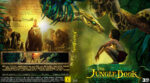 The Jungle Book 3D (2016) R2 Custom German Blu-Ray Cover