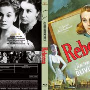 Rebecca (2015) R2 German Blu-Ray Cover