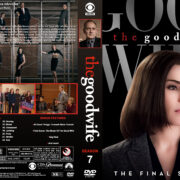 The Good Wife – Season 7 (2016) R1 Custom Covers & Labels