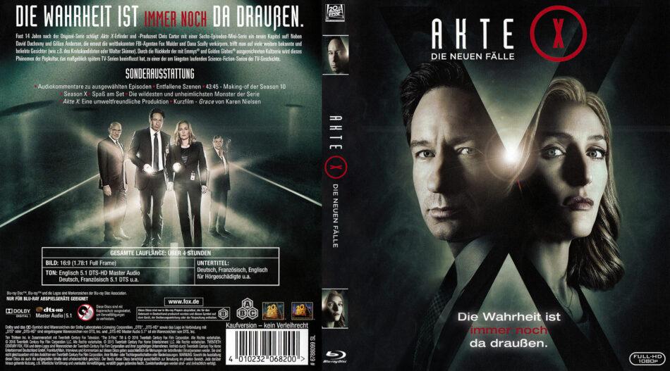 Akte X Staffel 10 Stream Deutsch