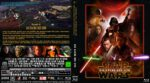 Star Wars: Episode III – Die Rache der Sith (2005) R2 German Blu-Ray Cover