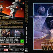 Star Wars: Episode V – Das Imperium schlägt zurück (1980) R2 German Blu-Ray Cover