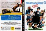 Police Academy 3 – und keiner kann sie bremsen (1986) R2 German DVD Cover