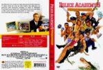 Police Academy 5 – Auftrag Miami Beach (1988) R2 German DVD Cover