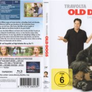 Old Dogs (2010) R2 German Blu-Ray Cover