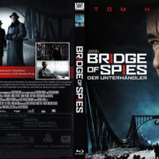 Bridge of Spies - Der Unterhändler (2015) R2 German Blu-Ray Cover