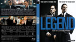 Legend (2015) R2 German Blu-Ray Cover