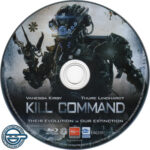 Kill Command (2016) R4 Blu-Ray Label