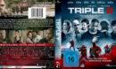 Triple 9 (2016) R2 German Blu-Ray Cover & Label