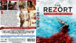 The Rezort (2015) R2 German Blu-Ray Cover & Label