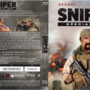 Sniper – Special Ops (2016) R2 German Blu-Ray Cover & Label