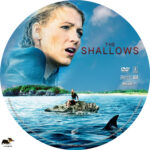 The Shallows (2016) R1 Custom Labels