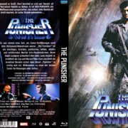 The Punisher (1989) R2 German Blu-Ray Cover & Label